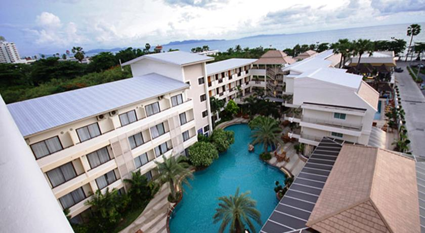 Seabreeze Jomtien Resort 3*
